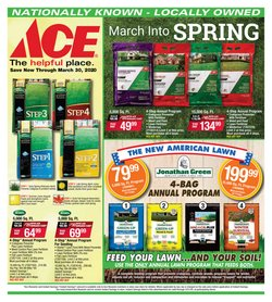 Tools & Hardware offers in the Ace Hardware catalogue in Wheaton IL ( 2 days left )