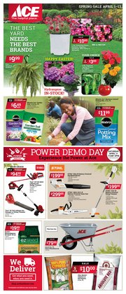 Ace Hardware catalogue ( 3 days left )