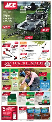 Tools & Hardware offers in the Ace Hardware catalogue in Smyrna GA ( 2 days ago )