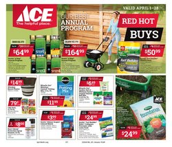 Ace Hardware catalogue ( 1 day ago )