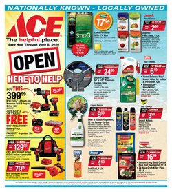 Tools & Hardware offers in the Ace Hardware catalogue in Wheaton IL ( 1 day ago )