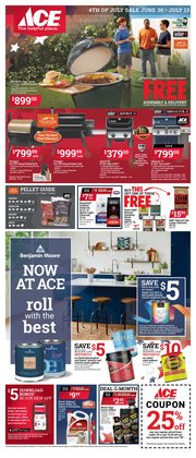 Ace Hardware catalogue ( 8 days left )