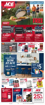 Ace Hardware catalogue in New York ( 4 days left )