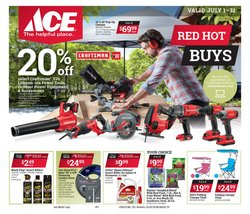 Ace Hardware catalogue ( 16 days left )