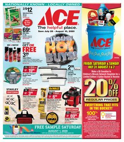 Tools & Hardware offers in the Ace Hardware catalogue in Berwyn IL ( 5 days left )