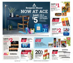 Picture & sound deals in Ace Hardware