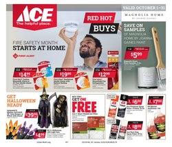 Glazier's putty deals in Ace Hardware