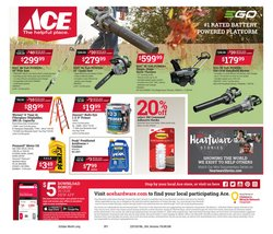Havoline deals in Ace Hardware