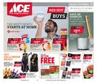 Tools & Hardware offers in the Ace Hardware catalogue in Geneva NY ( Expires tomorrow )