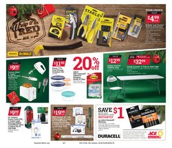 Dual deals in Ace Hardware
