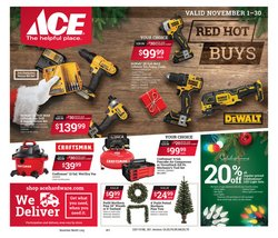 Ace Hardware catalogue ( 4 days left )
