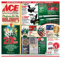 Ace Hardware catalogue in Chicago IL ( Expired )