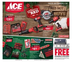 Ace Hardware catalogue ( 3 days ago )