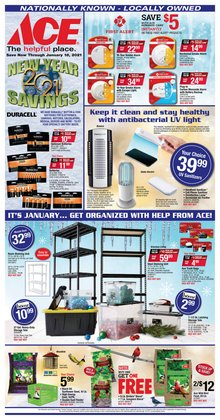 Tools & Hardware offers in the Ace Hardware catalogue in Joliet IL ( Expires tomorrow )