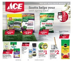 Ace Hardware catalogue ( 26 days left )
