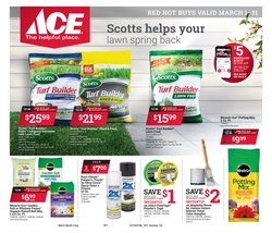 Tools & Hardware offers in the Ace Hardware catalogue in San Luis Obispo CA ( 1 day ago )