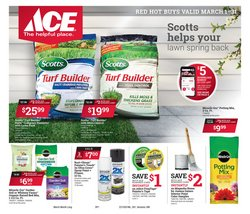 Ace Hardware catalogue ( 25 days left )