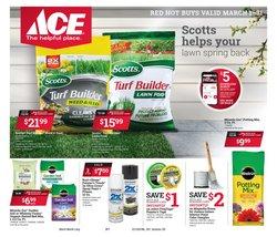 Ace Hardware catalogue ( 23 days left )