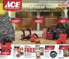 Ace Hardware catalogue ( 14 days left )
