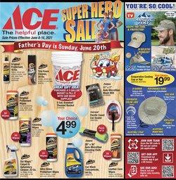 Ace Hardware catalog ( Expires today)