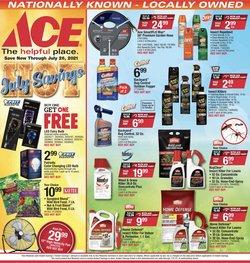 Ace Hardware catalog ( 2 days left)