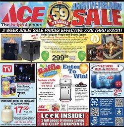Ace Hardware catalog ( 9 days left)