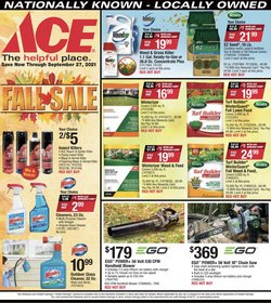 Tools & Hardware deals in the Ace Hardware catalog ( 3 days left)