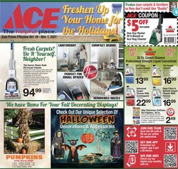 Tools & Hardware deals in the Ace Hardware catalog ( 10 days left)
