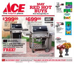 Tools & Hardware deals in the Ace Hardware weekly ad in Dallas TX