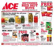 Catalogs with Ace Hardware deals in New York