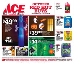 Tools & Hardware deals in the Ace Hardware weekly ad in Miami FL