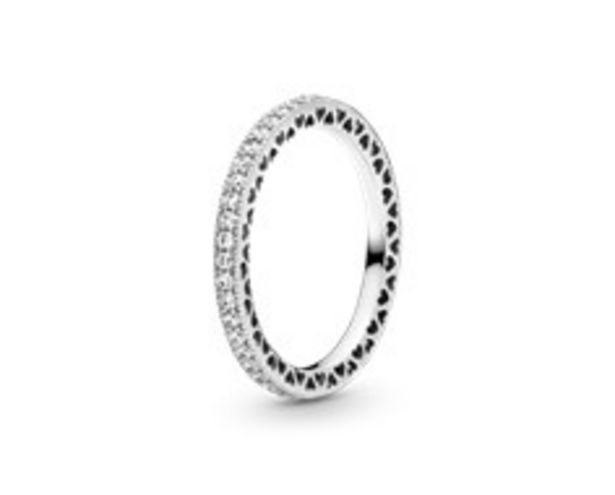 Sparkle & Hearts Ring offer at $80
