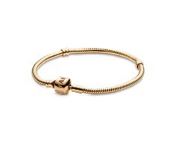Pandora Moments Snake Chain Bracelet deals at $1415