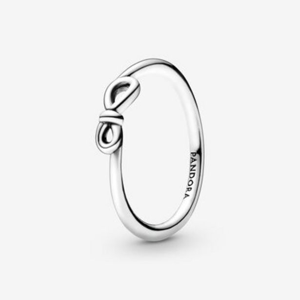 Infinity Knot Ring offer at $40