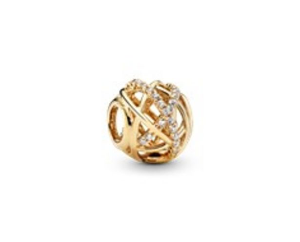 Sparkling and Polished Lines Charm deals at $325
