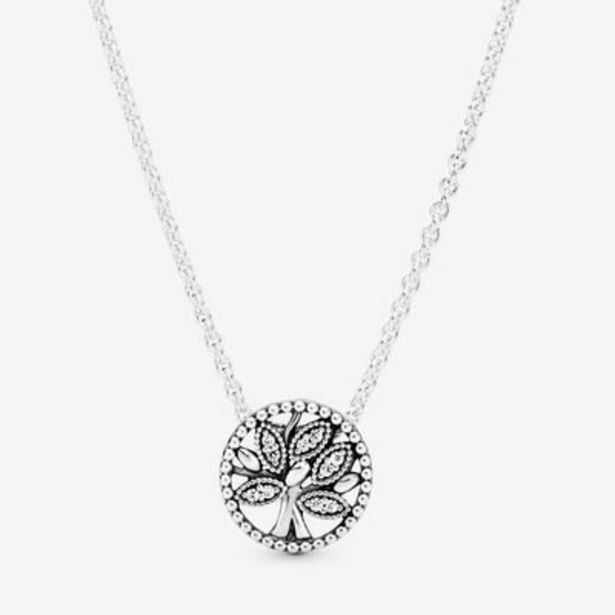 Sparkling Family Tree Necklace offer at $75