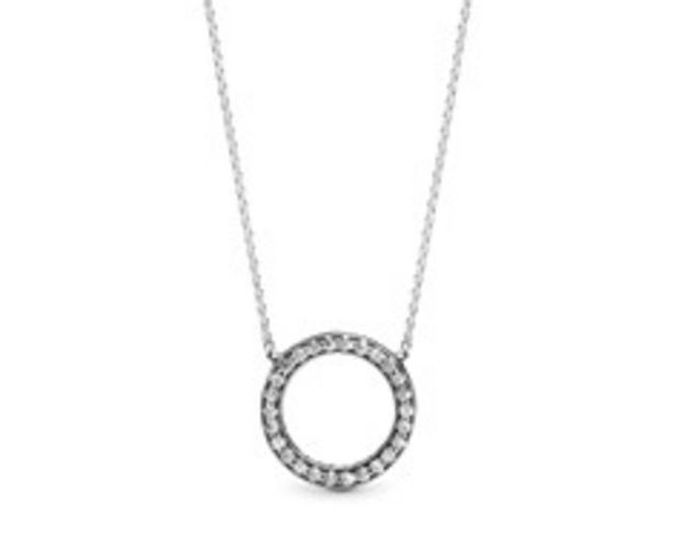 Circle of Sparkle Necklace deals at $100