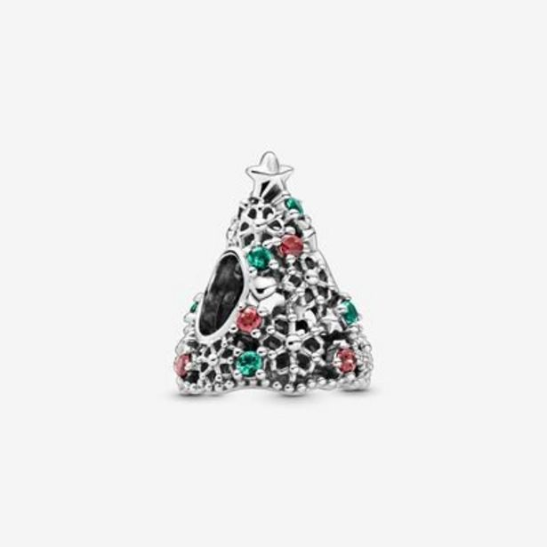 Glitter Christmas Tree Charm offer at $55
