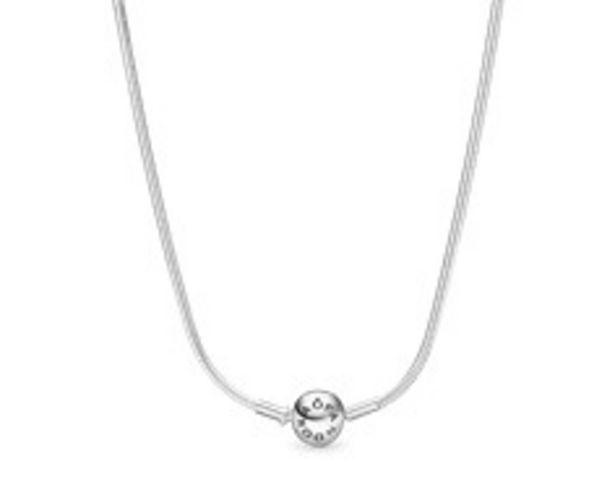 Pandora ESSENCE Snake Chain Necklace - FINAL SALE offer at $80
