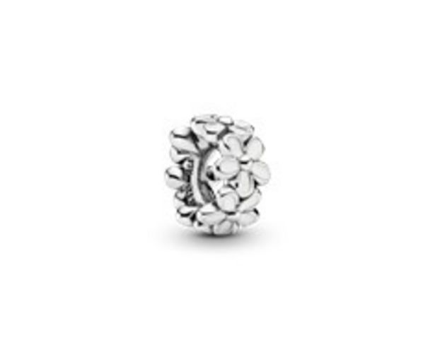 White Daisy Flower Spacer Charm deals at $35