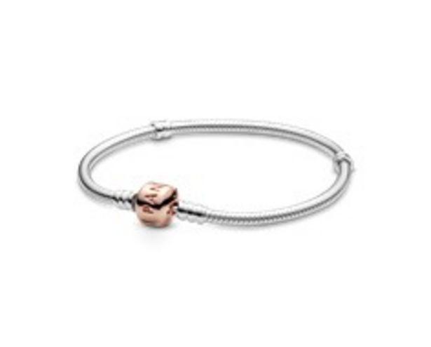 Pandora Moments Snake Chain Bracelet deals at $80