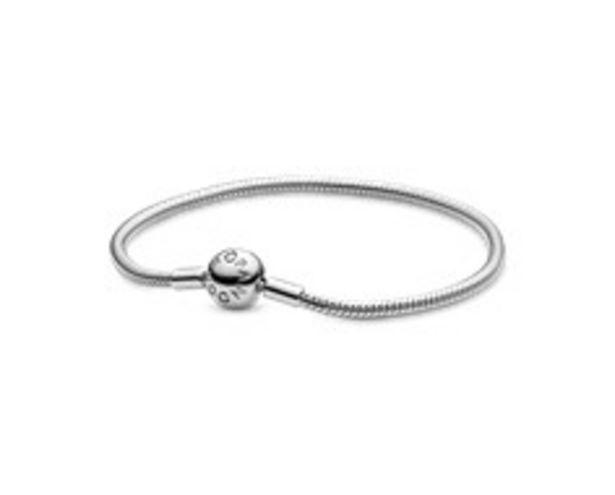 Pandora Moments Snake Chain Bracelet deals at $65