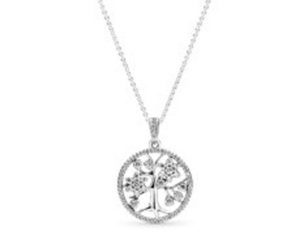 Sparkling Family Tree Necklace deals at $125