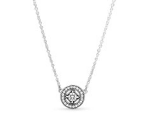 Vintage Circle Collier Necklace deals at $90