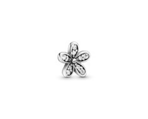 Sparkling Daisy Flower Locket Element - FINAL SALE offer at $15