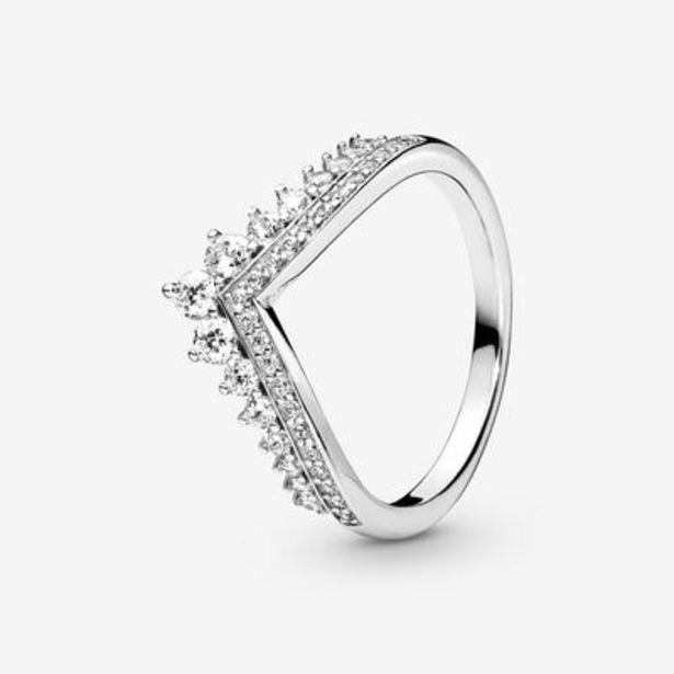Princess Wishbone Ring offer at $75