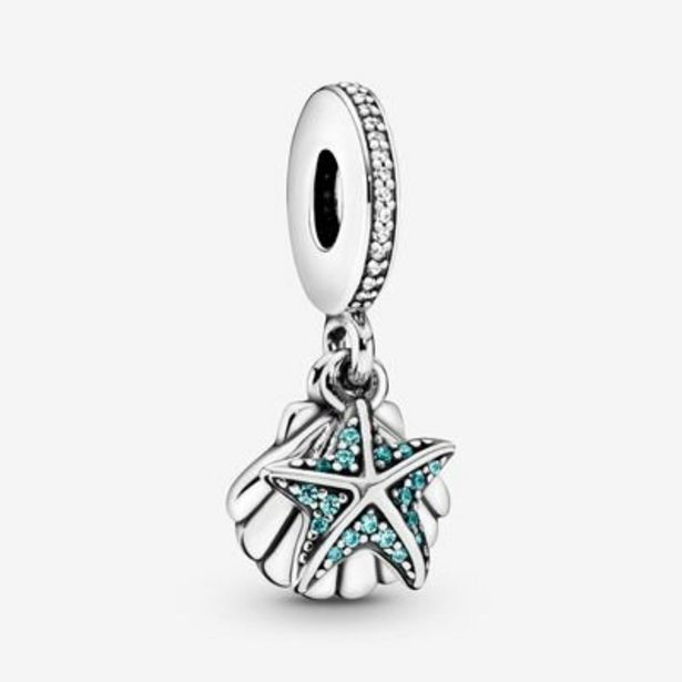Starfish and Sea Shell Dangle Charm offer at $42.25