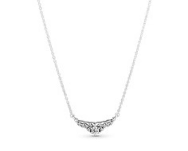 Tiara Crown Collier Necklace - FINAL SALE offer at $90