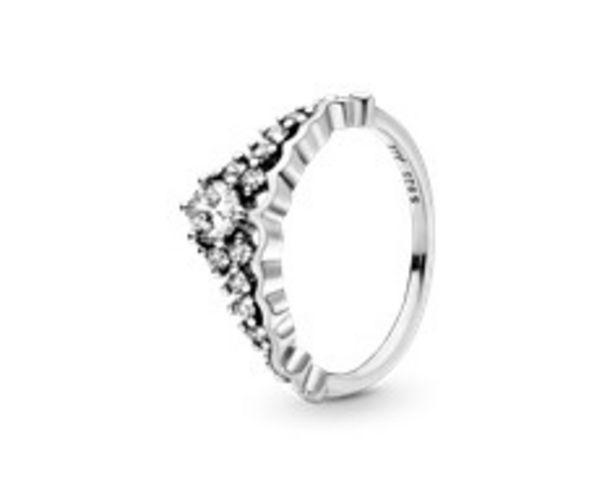 Fairy Tale Tiara Wishbone Ring deals at $80