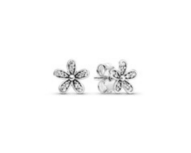 Sparkling Daisy Flower Stud Earrings - FINAL SALE deals at $55